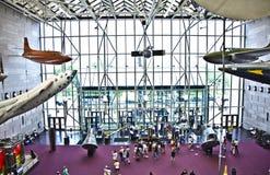 Museo di spazio e dell'aria nazionale Immagini Stock Libere da Diritti