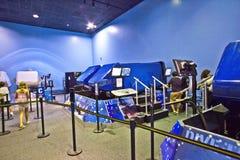 Museo di spazio e dell'aria nazionale Fotografie Stock Libere da Diritti