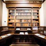 Museo di storia degli ebrei polacchi Fotografia Stock