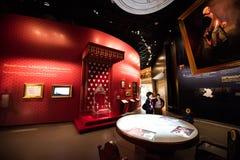 Museo di storia degli ebrei polacchi Immagine Stock