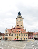 Museo di storia di Brasov Fotografia Stock
