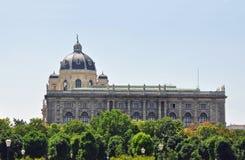 Museo di storia naturale di Vienna Immagini Stock Libere da Diritti
