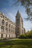 Museo di storia naturale a Londra Fotografie Stock Libere da Diritti