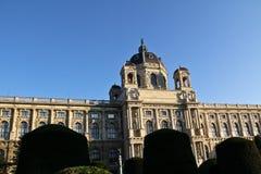 Museo di storia naturale Vienna Immagine Stock