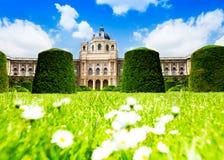 Museo di storia naturale a Vienna Immagine Stock