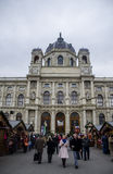 Museo di storia naturale, Vienna, Austria Fotografie Stock Libere da Diritti