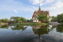 Museo di storia in Tailandia Fotografie Stock