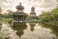 Museo di storia in Tailandia Immagini Stock Libere da Diritti