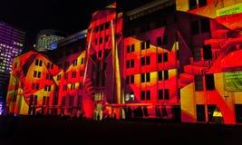 Museo di Sydney di arte di Contemperary Immagini Stock Libere da Diritti