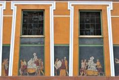 Museo di Thorvaldsens, Copenhaghen Immagine Stock Libera da Diritti