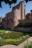 Museo di Toulouse-Lautrec Fotografia Stock Libera da Diritti