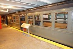 Museo 20 di transito di New York Immagine Stock Libera da Diritti