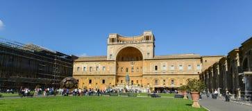 Museo di Vatican Fotografia Stock Libera da Diritti