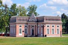 Museo e riserva di Tsaritsino a Mosca fotografie stock