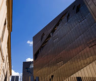 Museo ebreo Fotografie Stock