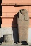 Museo egipcio fotos de archivo