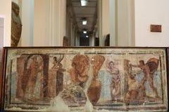Museo egipcio fotos de archivo libres de regalías