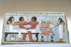 Museo egipcio fotografía de archivo libre de regalías