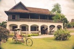 Museo en Chiang Mai, Tailandia imagen de archivo libre de regalías