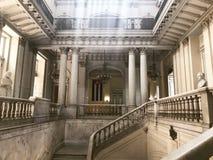 Museo en Cuba imagen de archivo libre de regalías