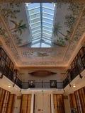 Museo en el jardín botánico de Missouri, ST Louis MO imágenes de archivo libres de regalías