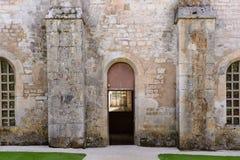Museo en la abadía de Fontenay Fotografía de archivo libre de regalías