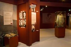 Museo en la ciudad de Alfaro, hogar al nacional Foto de archivo