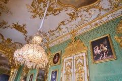 Museo en la residencia, Munich, Alemania del wiresidence de la galería Imágenes de archivo libres de regalías