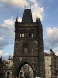 Museo en Praga Foto de archivo libre de regalías