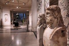 Museo en Viena Fotografía de archivo libre de regalías