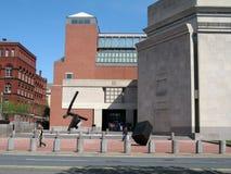 Museo en Washington DC - imagen común del holocausto Fotos de archivo libres de regalías