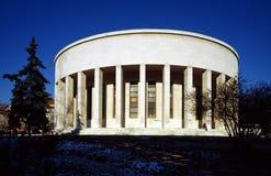 Museo en Zagreb Foto de archivo