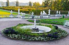 Museo-Estado de Arkhangelskoye Palacio magnífico Imagenes de archivo