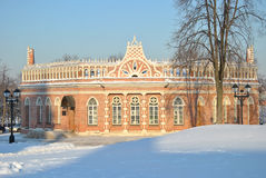Museo-Estado Tsartsyno en Moscú Imagen de archivo