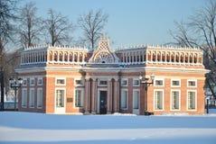 Museo-Estado Tsartsyno en Moscú Fotografía de archivo