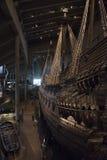 Museo Estocolmo de los vasos Foto de archivo libre de regalías