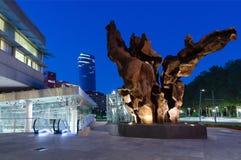 Museo Euskalduna Стоковое Изображение