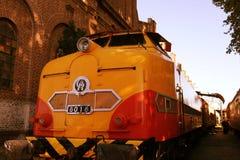 Museo ferroviario Fotografía de archivo libre de regalías