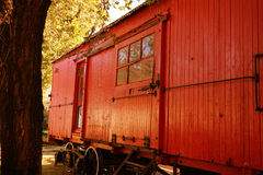 Museo ferroviario Foto de archivo