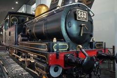 Museo ferroviario de Kyoto fotografía de archivo