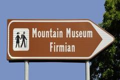 Museo Firmian della montagna nel Tirolo del sud Fotografia Stock Libera da Diritti