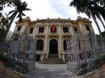 Museo Hai Phong Fotografia Stock Libera da Diritti