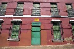 Museo histórico de Guyana en Ciudad Bolivar, Venezuela Imagen de archivo libre de regalías
