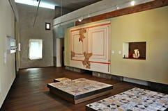 Museo histórico de Sagunto Imagen de archivo libre de regalías