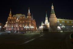 Museo histórico del estado Rusia moscú Fotografía de archivo