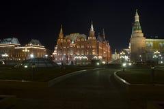 Museo histórico del estado Rusia moscú Foto de archivo