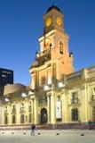 Museo Historico Nacional en Santiago Fotografía de archivo