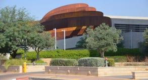 Museo Holon del diseño Imagen de archivo libre de regalías