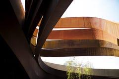 Museo Holon di progettazione Fotografie Stock