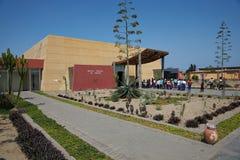 Museo Huacas DE Moche stock afbeelding